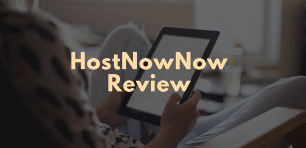HostNowNow Review - Pros & Cons of Using HostNowNow Web Hosting Reviews