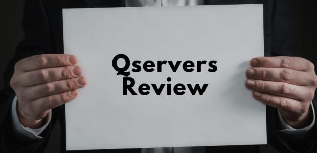 Qservers Review Web Hosting Reviews