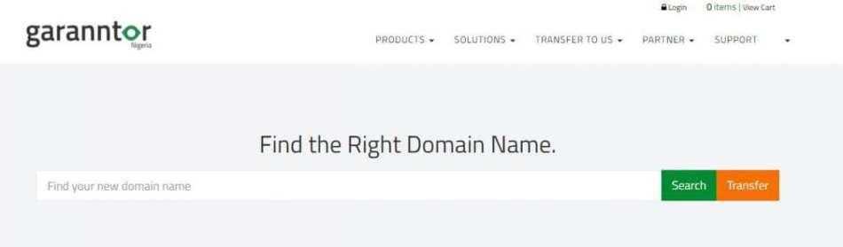 Top 5 Best Domain Registrar Companies in Nigeria Hosting Guide