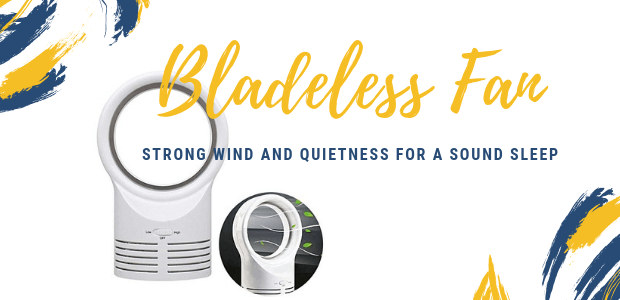 Bladeless Fan: Key Features & Price Best Deals Product Reviews