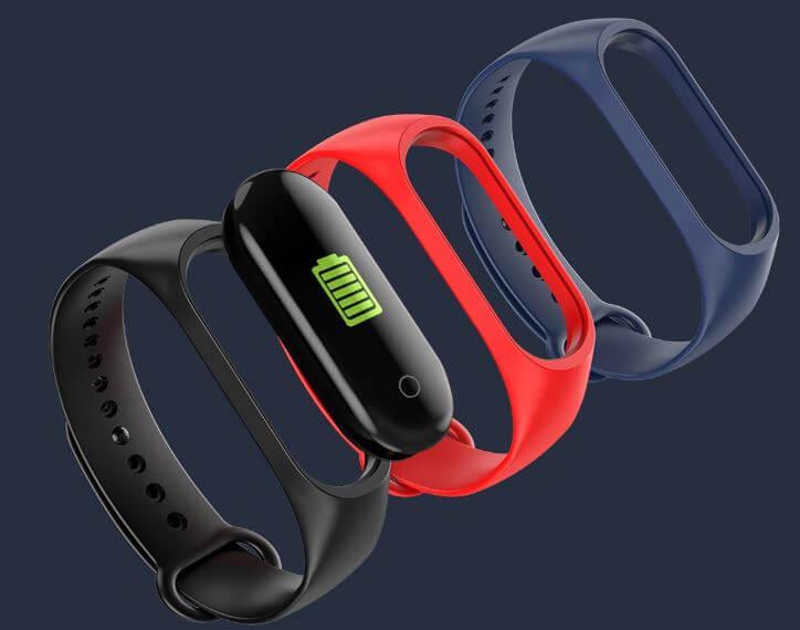 Smart Wrist Watch M4C