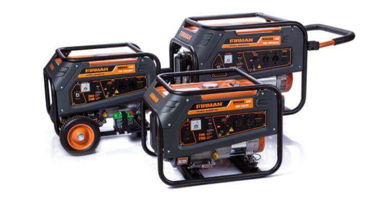 Firman Rugged Line Generator series