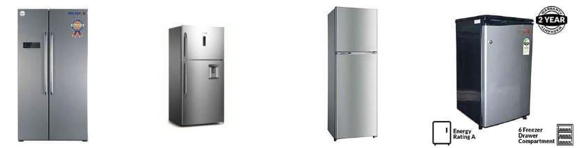 Refrigeneraator Large Kitchen Appliance