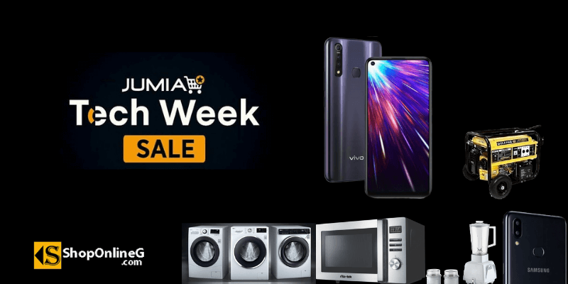You are currently viewing 7 Things To Expect In Jumia Tech Week 2022 Sale Promo
