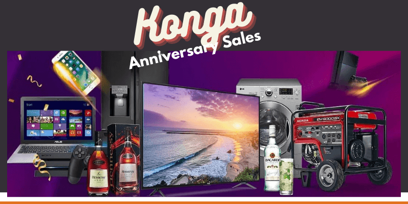 You are currently viewing Konga Anniversary Sales 2022: What Deals To Expect