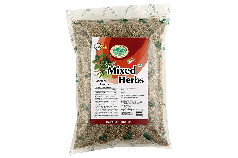 Naturesmith Mixed Herbs, 1Kg