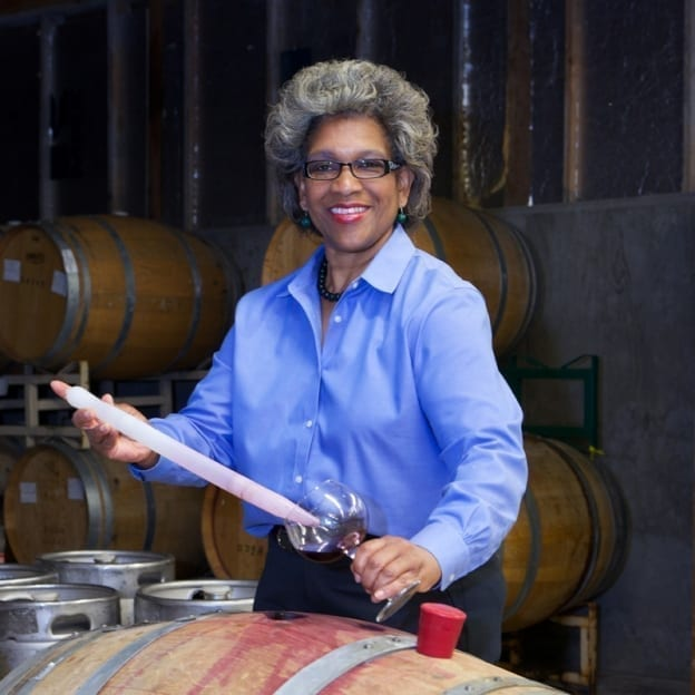 black owned wine