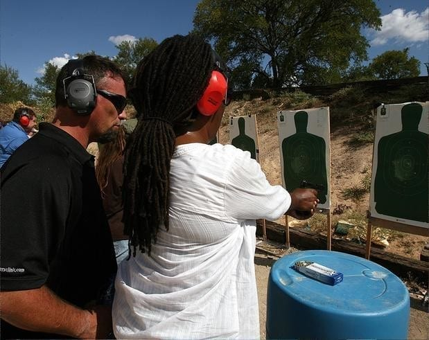 Image from the NATIONAL AFRICAN AMERICAN GUN ASSOCIATION