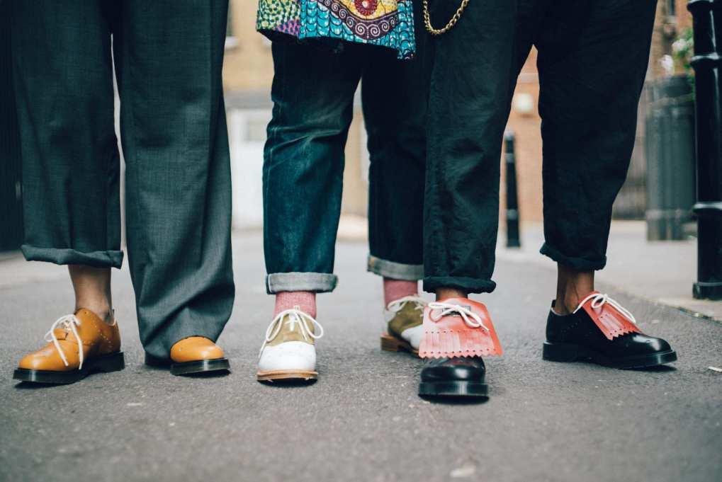 black owned footwear