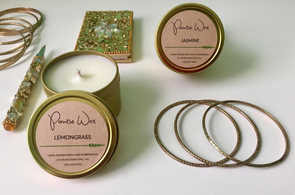 black owned Candle