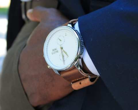 Black Owned Watch Brand