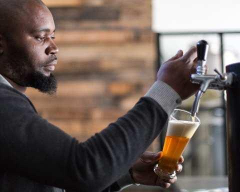 black owned beer