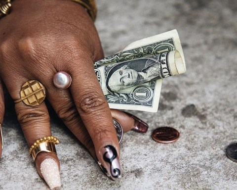 black owned nail salons