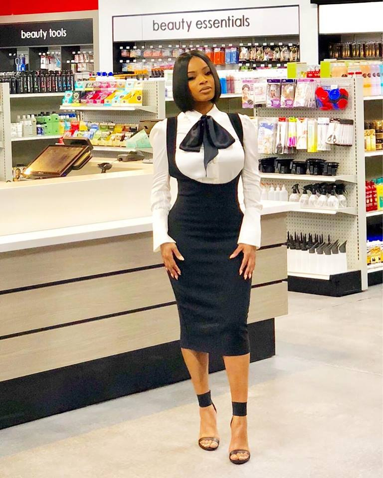 black owned beauty supply