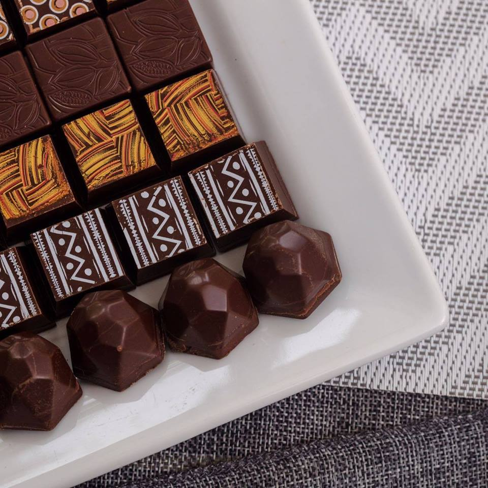 Black Owned Chocolate