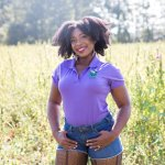 Black Woman Hemp Farmer