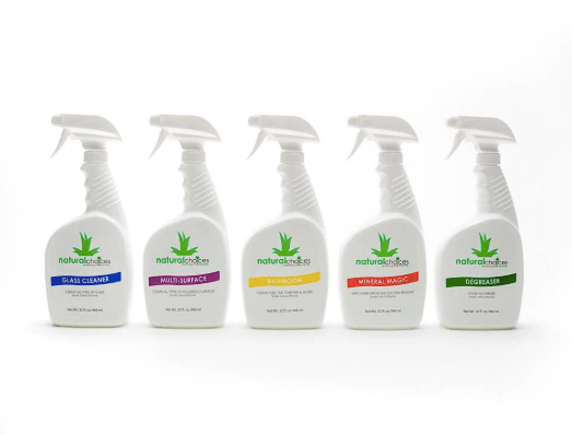 Black Owned Cleaning Products