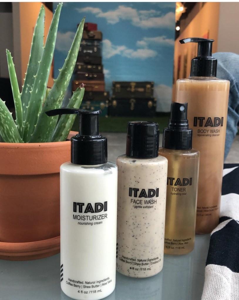 Natural Skincare Brand