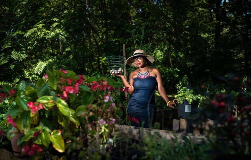 Black Woman Owned Farm