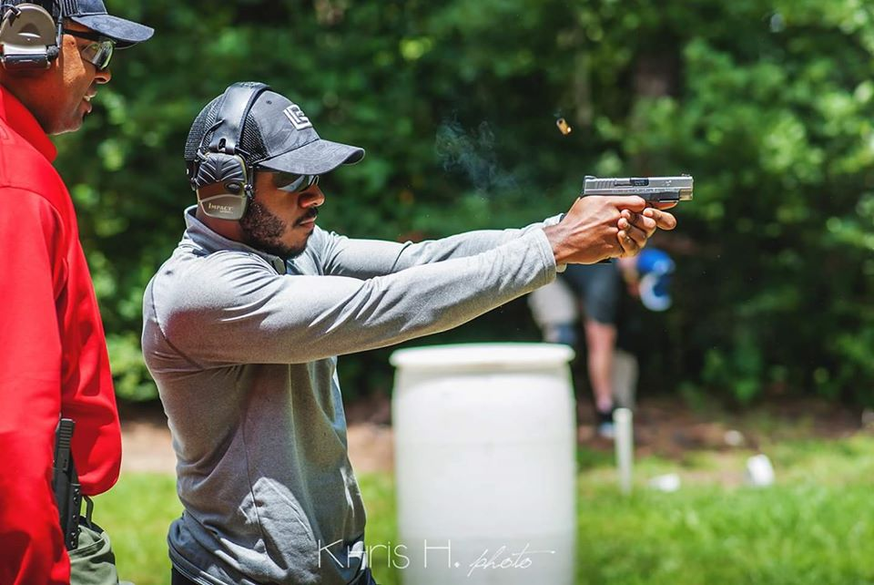 black owned gun stores and firearms training