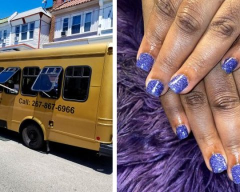 Black Owned Nail Salon