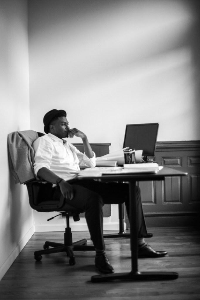 black architect