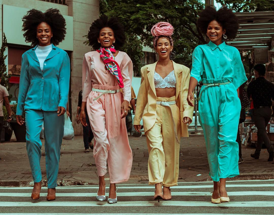 black owned vintage