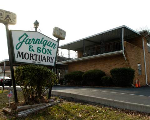 Black Owned Mortuary