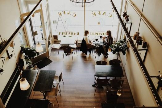 restaurant marketing ideas- quiet time