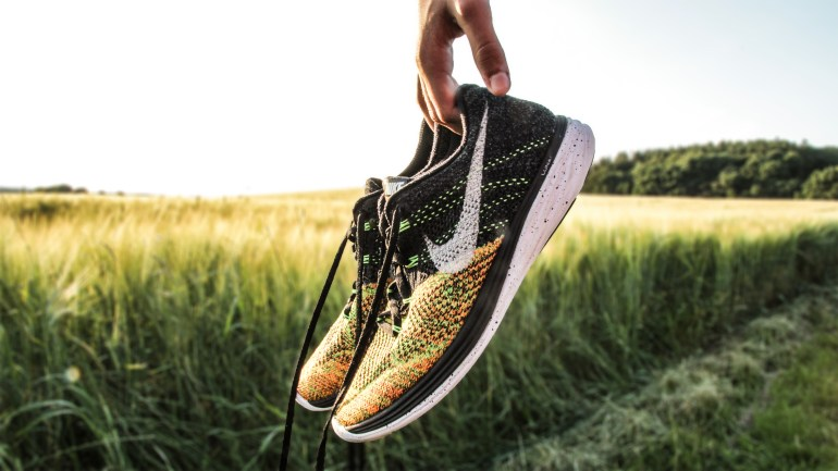 Image result for running shoes stock photos