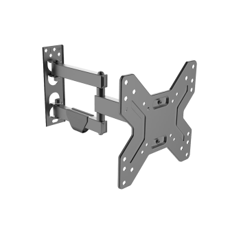 B3d56 primecables cab psw738 tv wall mounts stands full motion tv wall mount 17 to 42 inch primecables