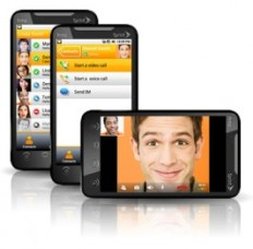 Consumer Electronics sitemap -ooVoo mobile -VIDEOCHAT for Android