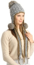 Daily Deals -Hafnarfjorour Chunky Knitted Hat -Gray -Event Happening Now -BeyondTheRack