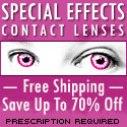 Halloween Contact Lenses -FX Lenses