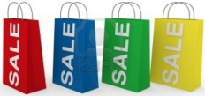 Weekly Deals -sale-bag-red-blue-green-yellow