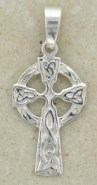 Christmas Holiday Deals -Sterling Silver Celtic Cross