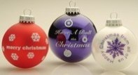 Christmas Holiday Deals -ornaments