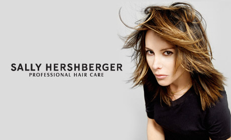 sally hershberger hair care commercial
