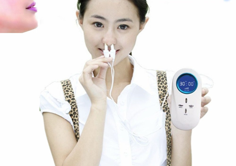 Allergic and chronic and rhinitis medical instrument soft laser