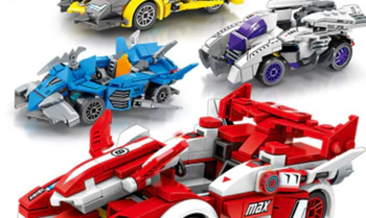 Car Mobilization Series Racing Model Building Blocks High Quality Compatible Legoings Bricks For Children Birthday Gifts Toys