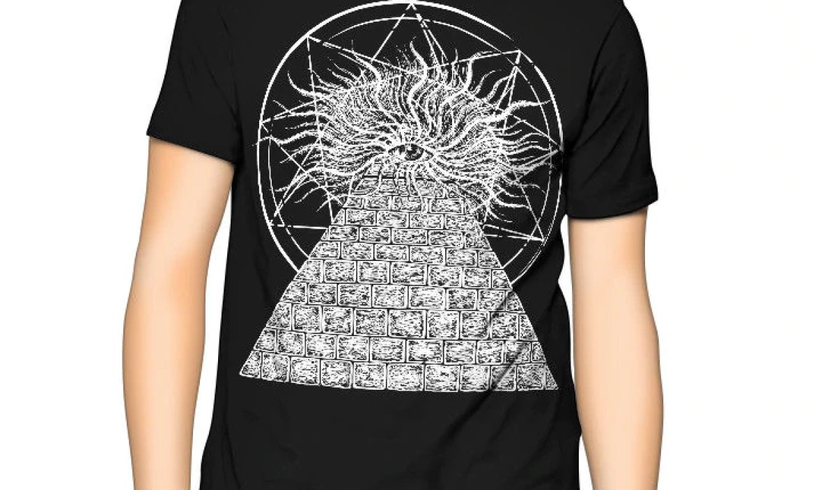 Temple Eye Occult T Shirt S 6Xl | Xlt 3Xlt Ancient Egyption