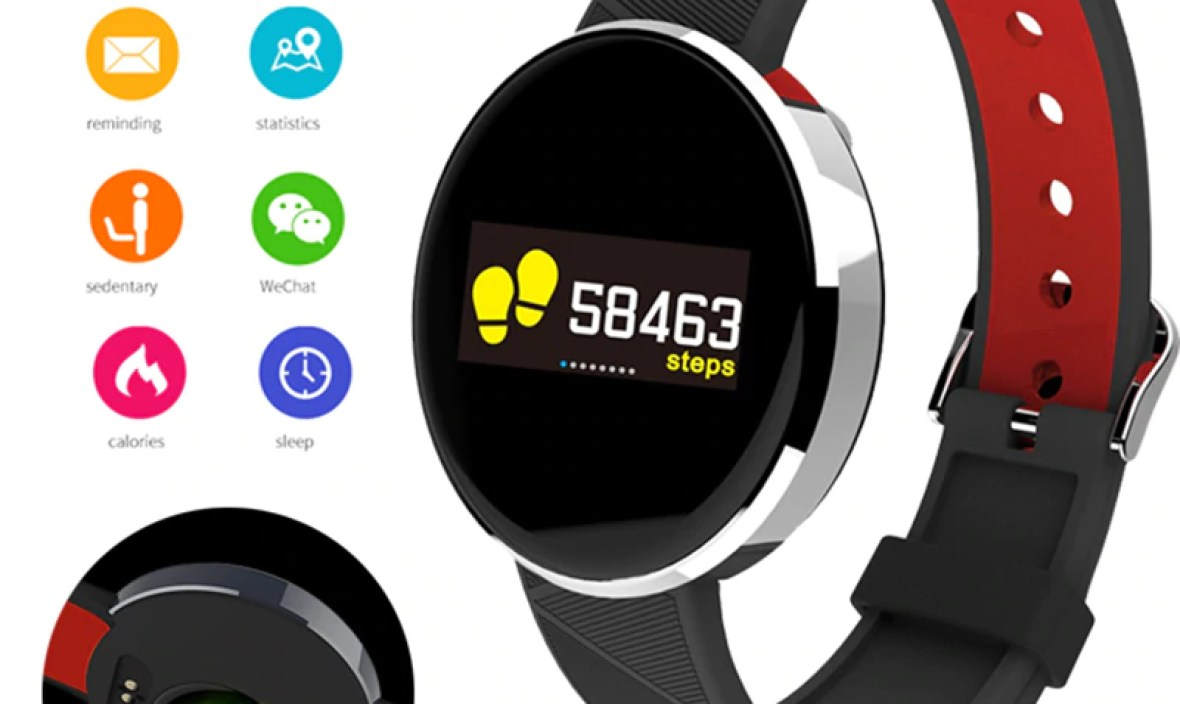 Smart Watches S12 Heart Rate Blood Pressure Smart Watch Men Wristwatches For Android IOS Fitness Tracker Sport Smart Watch Women
