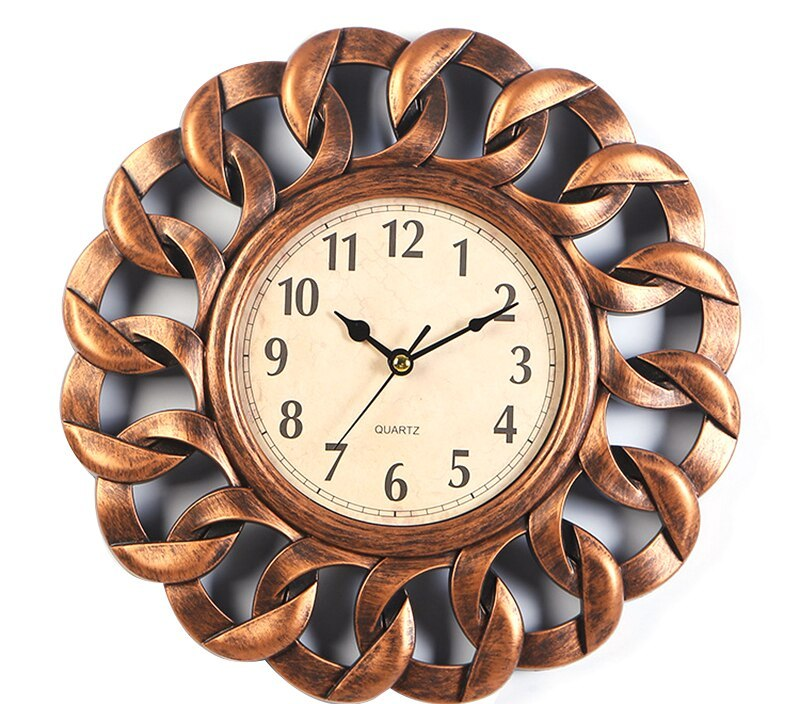 10 Inches Modern Style Home Decor Wall Clock Vintage Modern Numeral Ring Wall Clock Mordern Home Design For Wall Clock