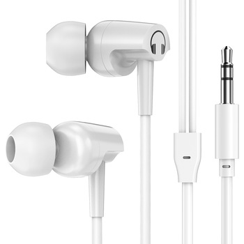 Headphones In-Ear Stereo Earbuds Earphone For Phone Universal Sports Running Headset for Samsung For iPhone For Xiaomi Kulaklik