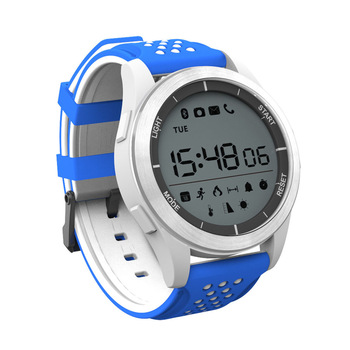 Smart watch men F3 IP68 waterproof sports smart watch notification altimeter barometer pedometer wearable device for Android iOS