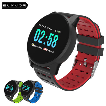 Smart watch TFT full color display men's and women's waterproof ip67 call  message reminder smart watch Android pedometer