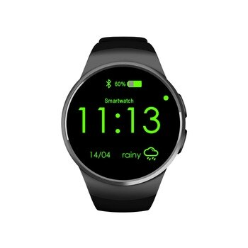 Smart Watch Support Pedometer Heart Rater Cell Phone Bluetooth Smart Watches SIM Tf Card For Android And IOS Smart Watch