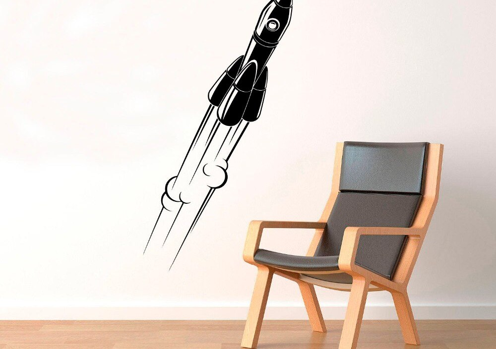 YOYOYU Art Home Decor Wall Decal Vinyl Sticker Living Room Bedrooms House Decoration Mural Home Design WW-533