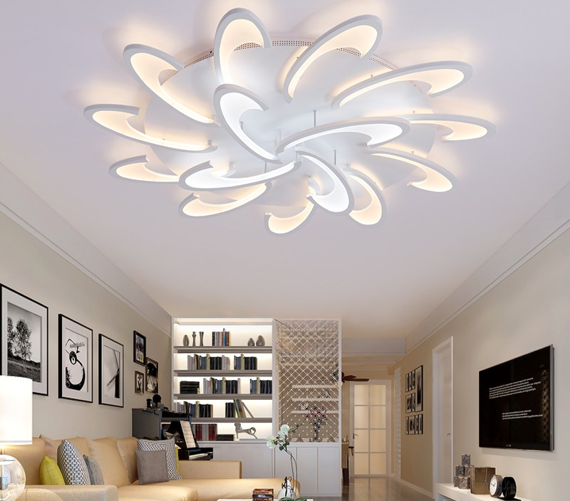 modern Ceiling Lights home design luces del techo luminarias living room light fittings bedroom Dining Room lamp