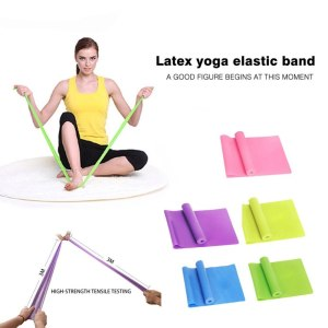 Weight Loss Creams Yoga Equipment Strength Training Elastic Workout Rubber Loops Slimming Product